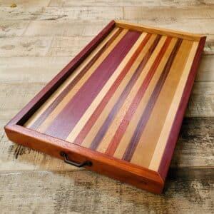 5 wood charcuterie